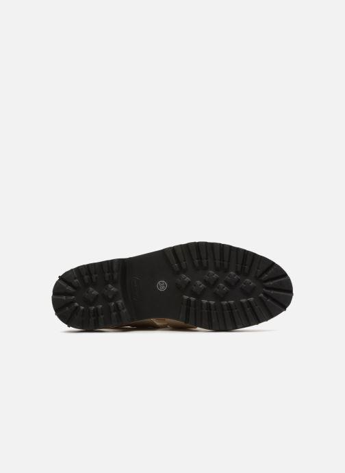 Sandali e scarpe aperte Deux Souliers Weekender Sandal #2 Beige immagine dall'alto
