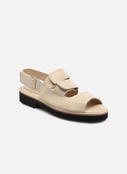 Sandalias Deux Souliers Weekender Sandal #2 Beige vista de detalle / par