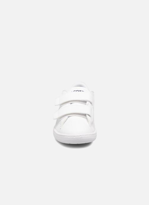 Sneakers Lacoste Carnaby Evo BL 1 Inf Hvid se skoene på