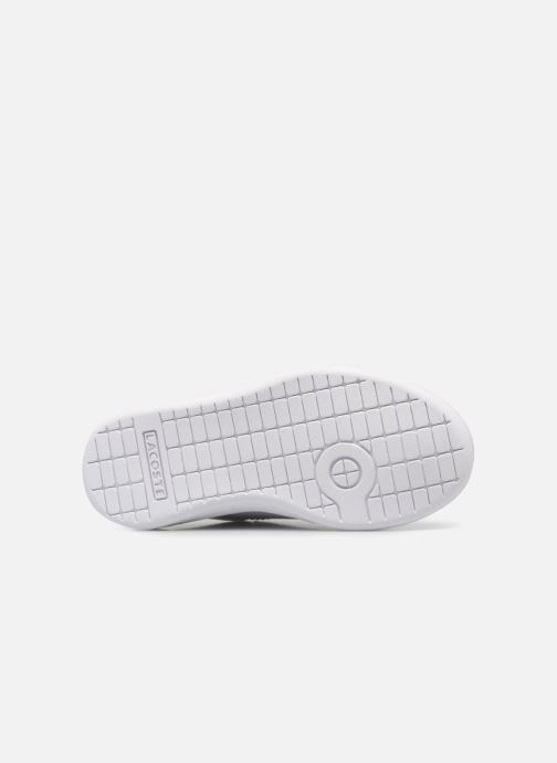 Sneakers Lacoste Carnaby Evo BL 1 Inf Hvid se foroven