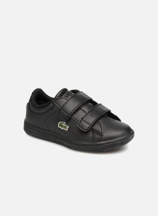 Sneakers Lacoste Carnaby Evo 118 4 Inf Sort detaljeret billede af skoene