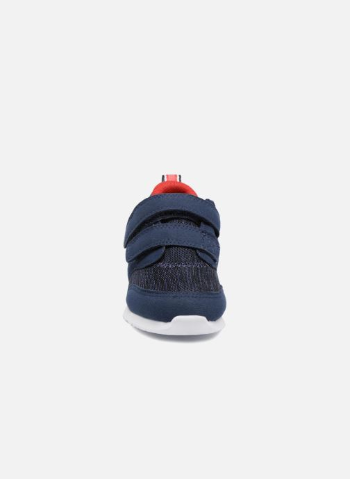 Trainers Lacoste L.IGHT 118 4 Inf Blue model view