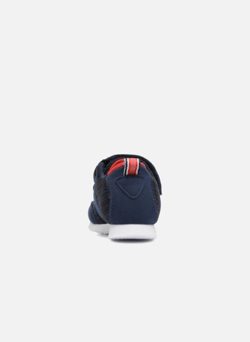 Trainers Lacoste L.IGHT 118 4 Inf Blue view from the right