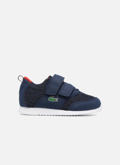 Trainers Lacoste L.IGHT 118 4 Inf Blue back view