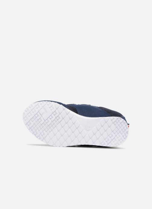 Trainers Lacoste L.IGHT 118 4 Inf Blue view from above