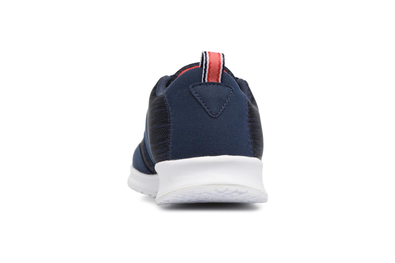 Baskets Lacoste L.IGHT 118 4 Junior Bleu vue droite
