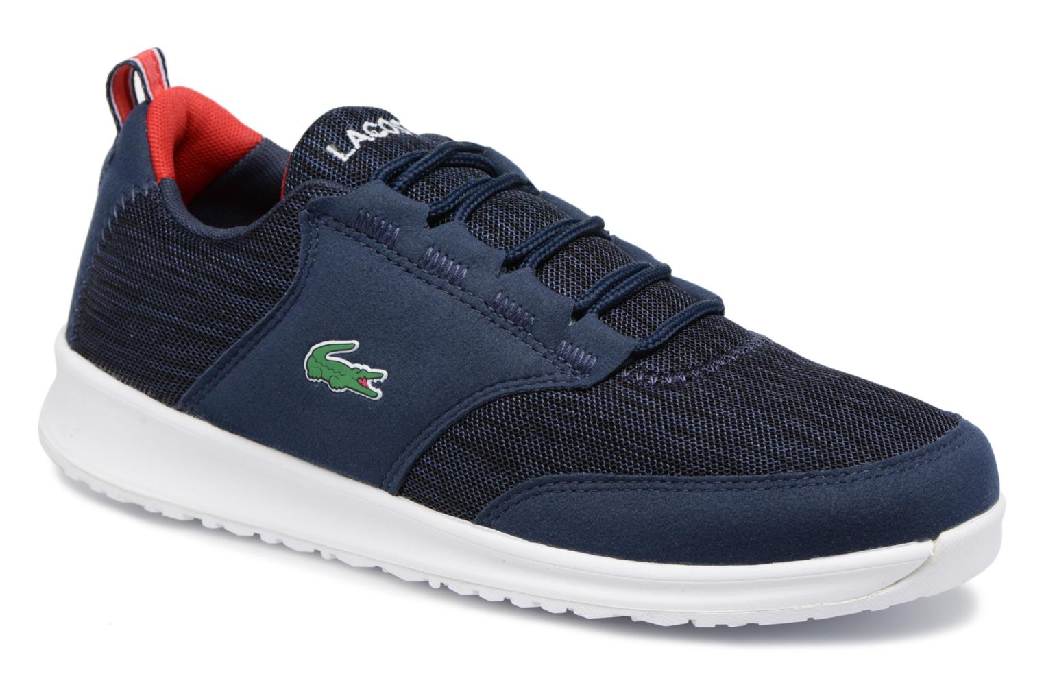 Sneakers Lacoste L.IGHT 118 4 Junior Blauw detail
