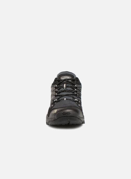 Chaussures de sport The North Face Hedgehog Fastpack GTX M Gris vue portées chaussures