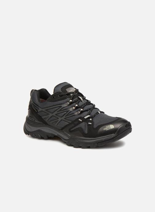 Chaussures de sport The North Face Hedgehog Fastpack GTX M Gris vue détail/paire