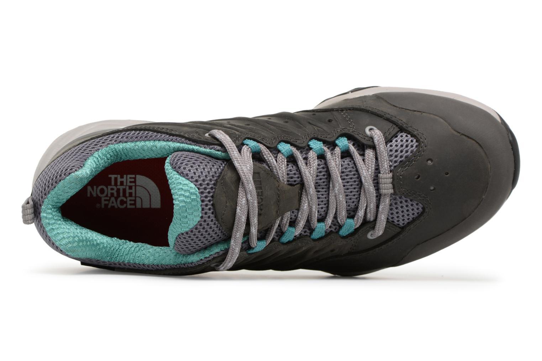 Chaussures de sport The North Face Hedgehog Hike II GTX W Gris vue gauche
