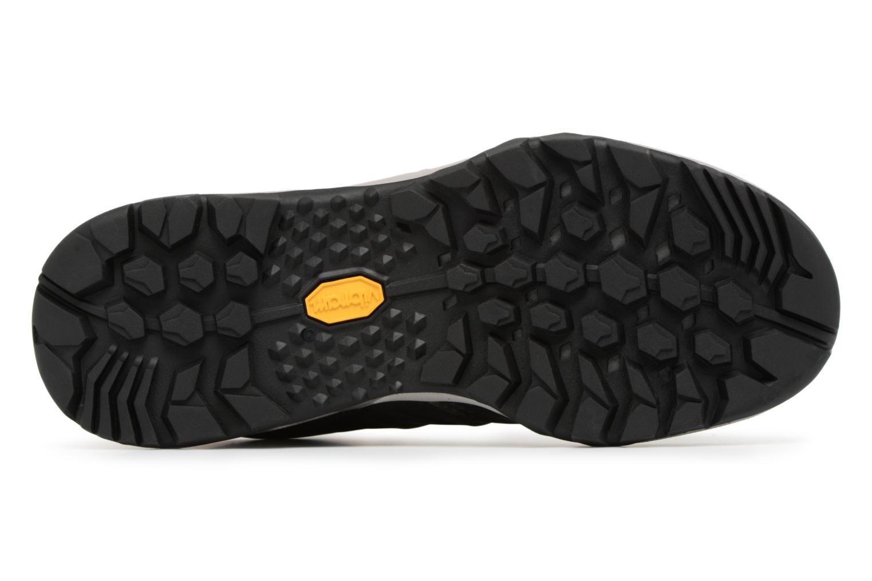 Chaussures de sport The North Face Hedgehog Hike II GTX W Gris vue haut