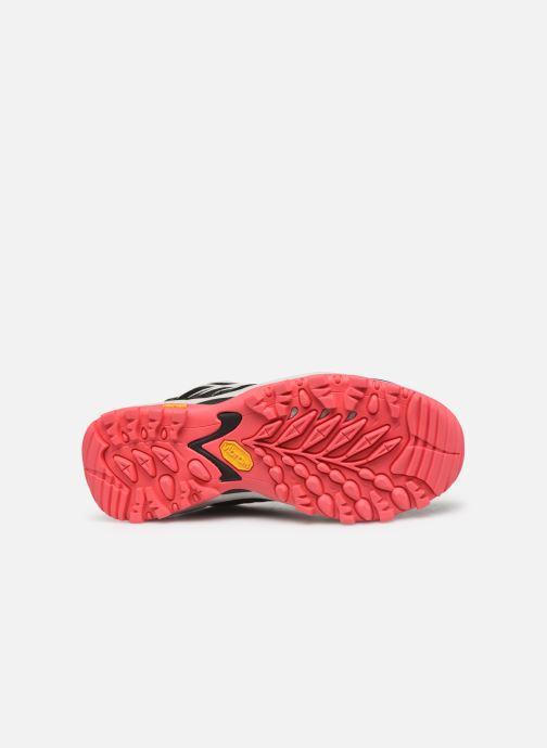 Chaussures de sport The North Face Hedgehog Fastpack GTX W Noir vue haut