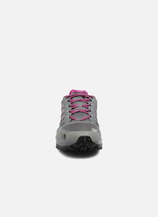Chaussures de sport The North Face Litewave Fastpack W Gris vue portées chaussures