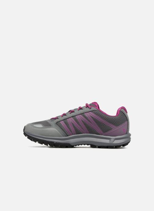 Chaussures de sport The North Face Litewave Fastpack W Gris vue face