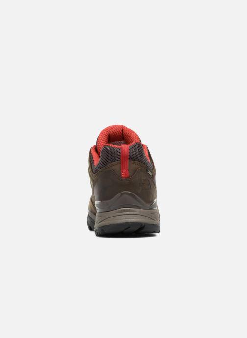Chaussures de sport The North Face Hedgehog Hike II GTX M Marron vue droite