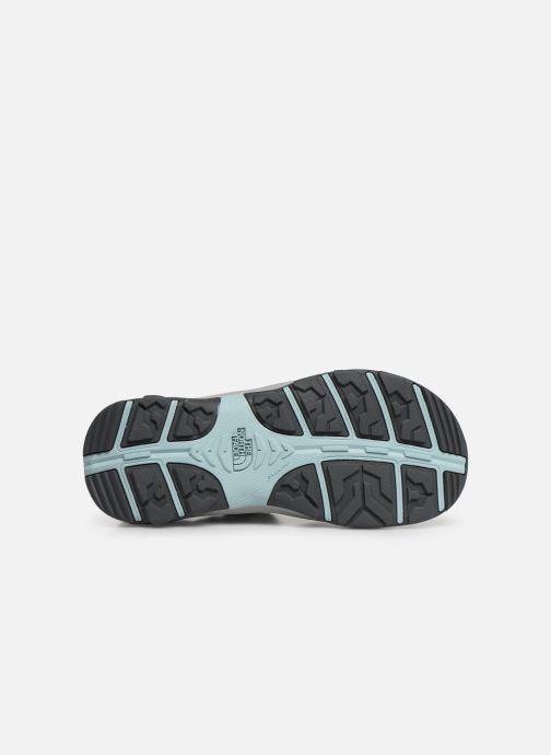 Sportschoenen The North Face Hedgehog Sandal II W Grijs boven