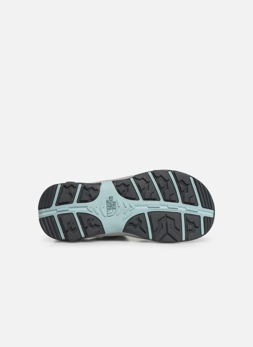 Chaussures de sport The North Face Hedgehog Sandal II W Gris vue haut