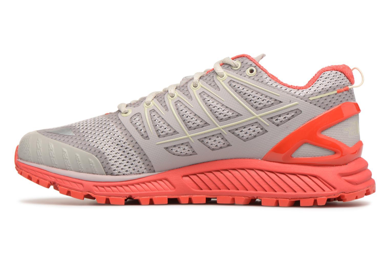 Chaussures de sport The North Face Ultra Endurance II W Gris vue face