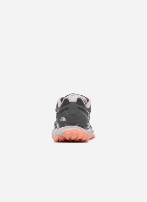 Sport shoes The North Face Litewave Endurance W Grey view from the right