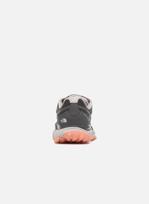 Zapatillas de deporte The North Face Litewave Endurance W Gris vista lateral derecha
