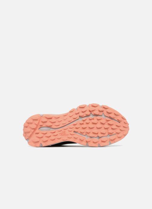 Chaussures de sport The North Face Litewave Endurance W Gris vue haut