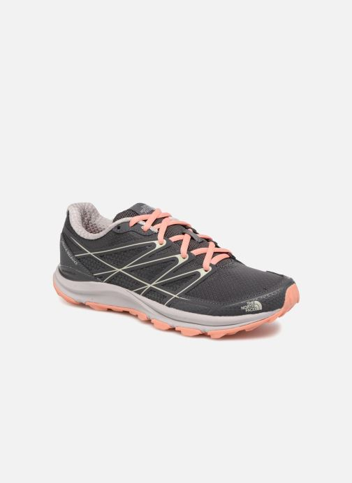 Sport shoes The North Face Litewave Endurance W Grey detailed view/ Pair view