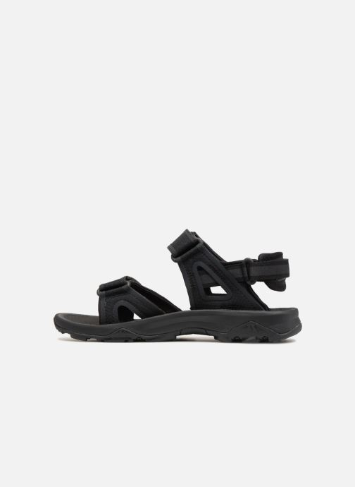 Sportschoenen The North Face Hedgehog Sandal II M Zwart voorkant