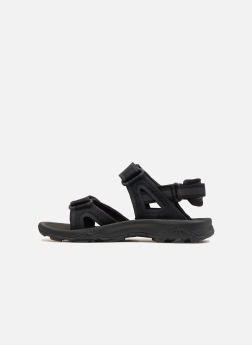Sportschoenen The North Face Hedgehog Sandal II M Zwart voorkant