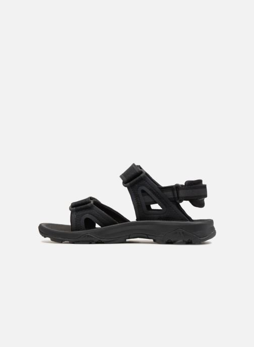 Chaussures de sport The North Face Hedgehog Sandal II M Noir vue face