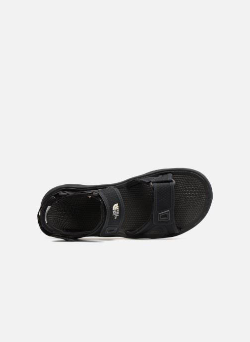 Sportschoenen The North Face Hedgehog Sandal II M Zwart links