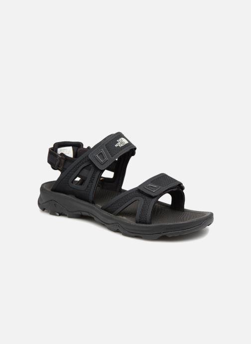 Chaussures de sport The North Face Hedgehog Sandal II M Noir vue  détail paire 38cb82655792