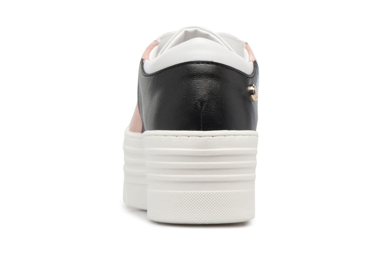 Sneakers Love Moschino Tennis JA15126G15 Wit rechts