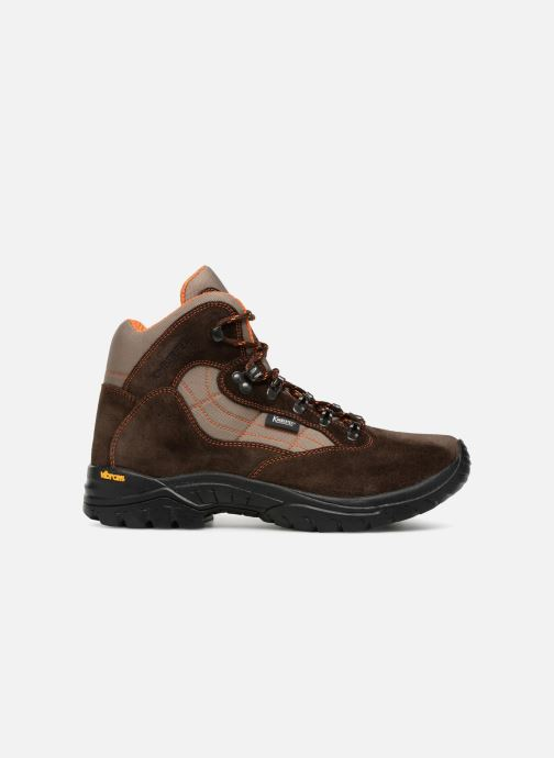 Chaussures de sport Kimberfeel FLAINE Marron vue derrière