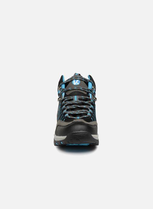 Chaussures de sport Kimberfeel Piau Noir vue portées chaussures