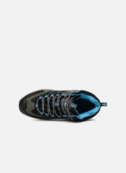 Chaussures de sport Kimberfeel Piau Noir vue gauche