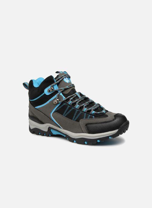 Chaussures de sport Kimberfeel Piau Noir vue détail/paire