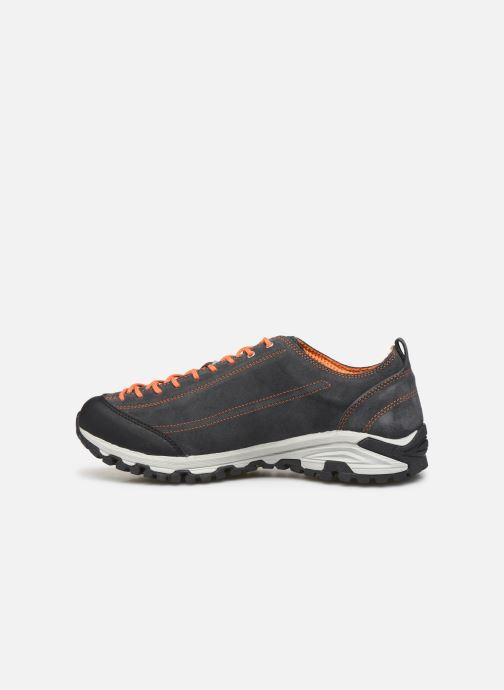 Chaussures de sport Kimberfeel Folin Gris vue face