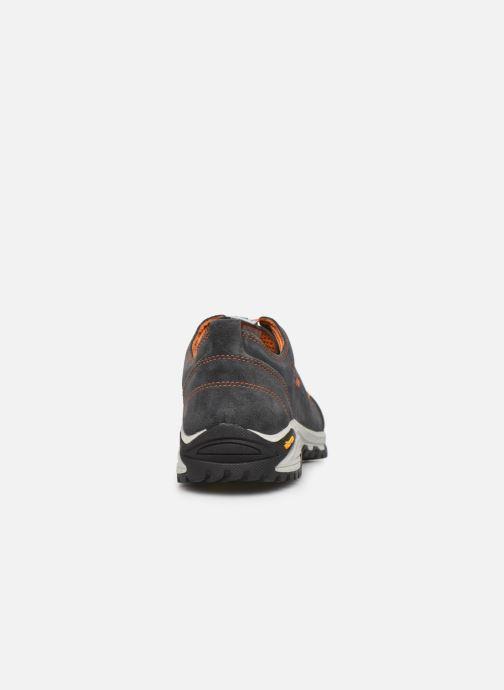 Chaussures de sport Kimberfeel Folin Gris vue droite
