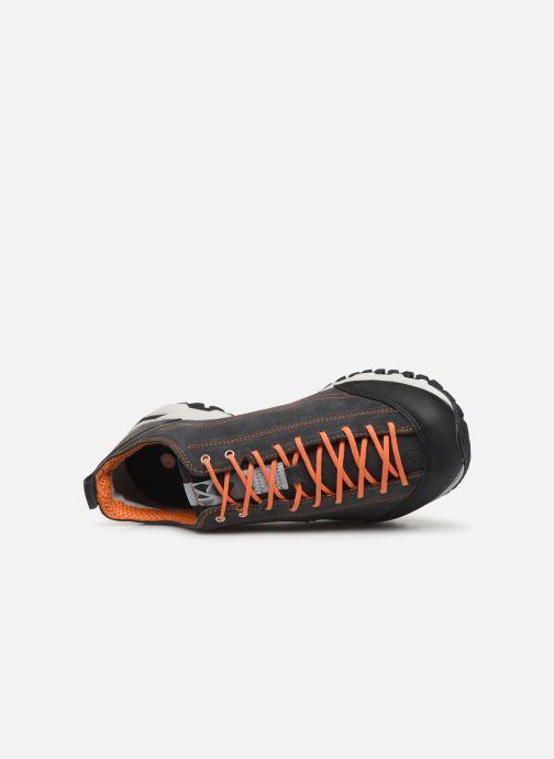 Chaussures de sport Kimberfeel Folin Gris vue gauche