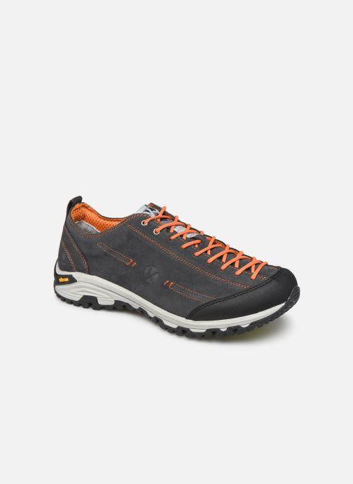 Chaussures de sport Kimberfeel Folin Gris vue détail/paire