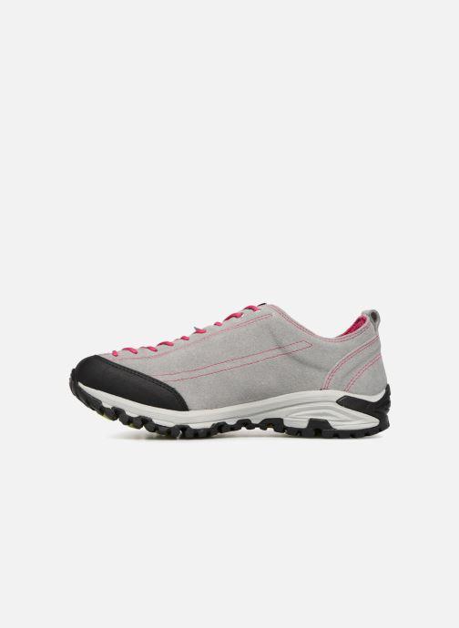 Sportschuhe Kimberfeel Folin W rosa ansicht von vorne