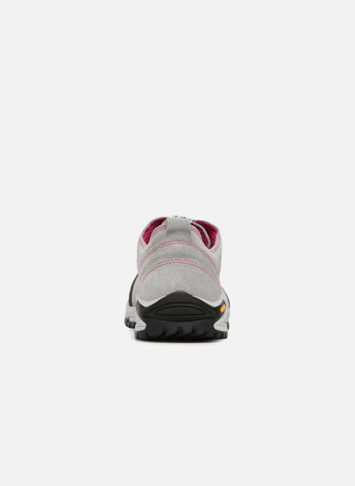 Sportschuhe Kimberfeel Folin W rosa ansicht von rechts