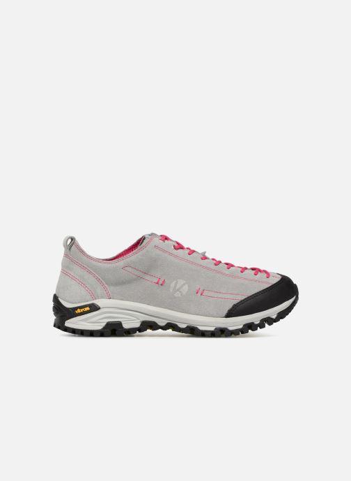 Chaussures de sport Kimberfeel Folin W Rose vue derrière