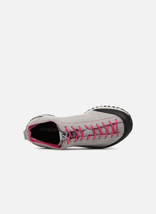 Sportschuhe Kimberfeel Folin W rosa ansicht von links
