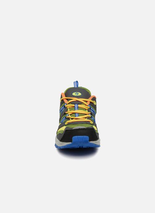 Chaussures de sport Kimberfeel Danay Jaune vue portées chaussures