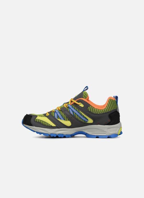 Chaussures de sport Kimberfeel Danay Jaune vue face