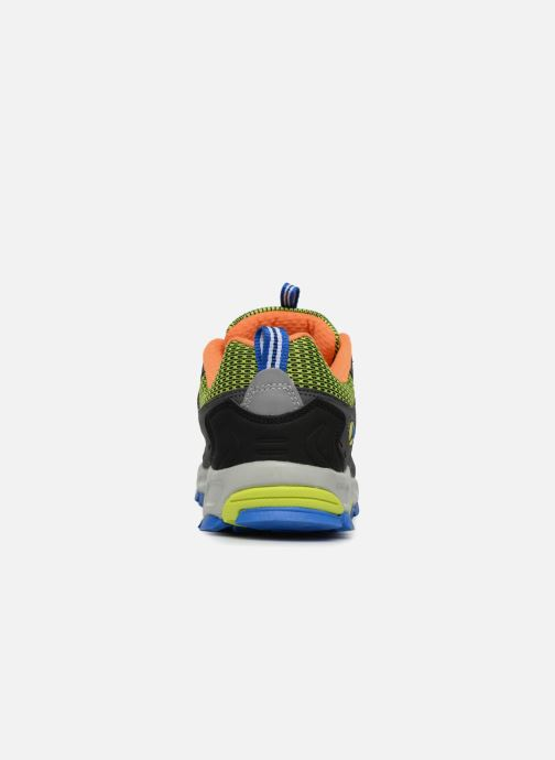 Chaussures de sport Kimberfeel Danay Jaune vue droite