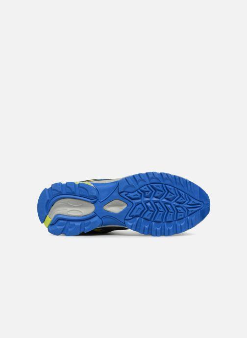 Chaussures de sport Kimberfeel Danay Jaune vue haut