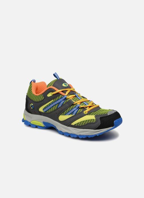 Chaussures de sport Kimberfeel Danay Jaune vue détail/paire
