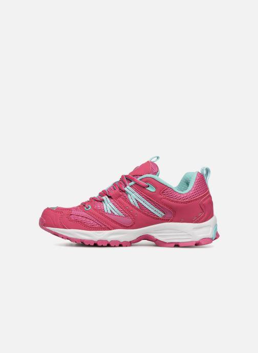 Chaussures de sport Kimberfeel DANAY Rose vue face